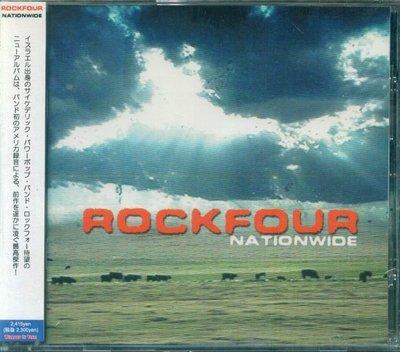 K - Rockfour - Nationwide - 日版 - NEW