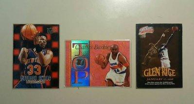 【郵幣新天地】早期 NBA籃球卡《112》三張一拍◎ 拍多少是多少,不提前結拍...《絕版籃球卡》