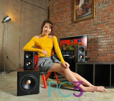 Edifier 專業級 Hi-Res 2.1 Speakers - S360DB (藍牙喇叭, 無線Subwoofer, S360)