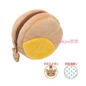 東京家族 拉拉熊局部系列絨毛零錢包 嘴巴 耳朵 現貨