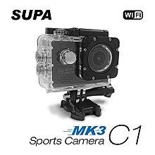 (送32G 卡)【安全專家】速霸 C1 三代-MK3 1080P WiFi 極限運動 機車防水型行車記錄器