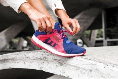 限時特價南 現貨 Adidas PUREBOOST X 紫色 桃紅色 粉紅色 健身 訓練 瑜珈 慢跑 AQ6680 舒適