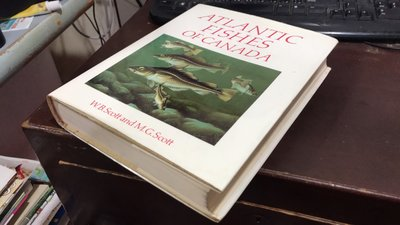J1-2《好書321KB》Atlantic Fishes of Canada 0802057128
