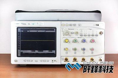 【阡鋒科技 專業二手儀器】Agilent Infiniium DSO80204B 示波器 2GHz