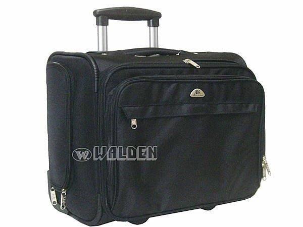 【葳爾登】WEEY旅行箱17吋電腦包行李箱專用鞋袋手提拉桿登機箱工具箱電腦公事包26017