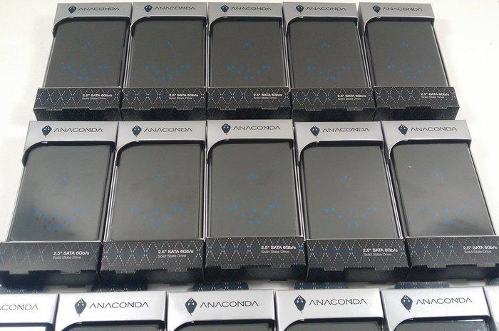 含稅一律附發票ANACOMDA巨蟒TS 240G 240GB SATA3 SSD(3年保固 免費到府維修收送)