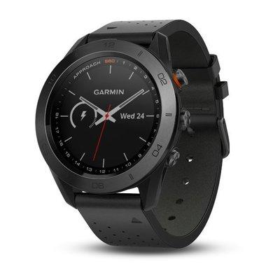 中冠高爾夫 Approach® S60時尚現代的中文高爾夫 GPS 腕錶~尊爵版
