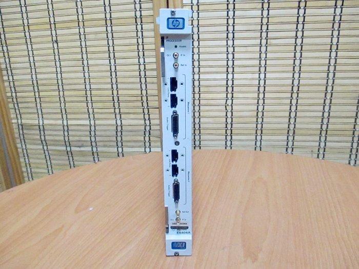 康榮科技二手儀器Agilent E6404A Opt:284 VXI IF Processor Card Module