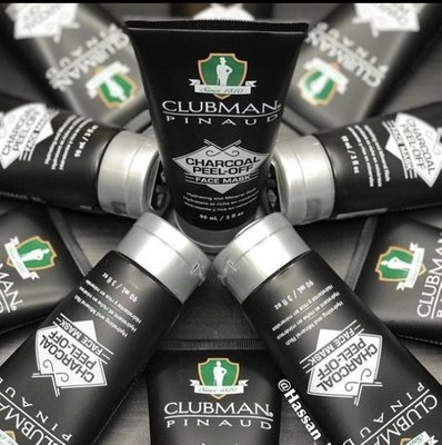 法朵美妝-CLUBMAN Charcoal Peel-Off Black深層淨化黑面膜/90ml