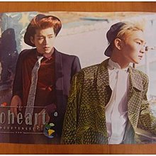 TOHEART - INFINITE Woohyun & SHINee Key (Ver. A) [OFFICIAL] POSTER