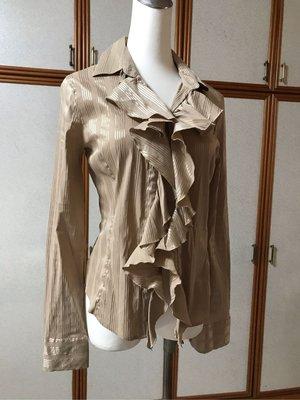 NARACAMICIE 宮廷式長袖襯衫