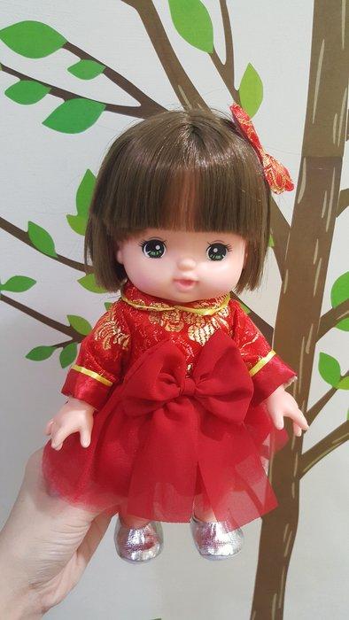 《云媽娃衣舖》小美樂娃娃適用 2019新款新年裝《現貨》