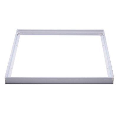 高雄永興照明~60x60 柔光平板燈吸頂框架 LED T5 輕鋼架 T-bar 改可吸頂燈具 LED-PA40-FR1