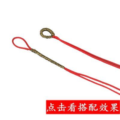 JM精品 #開口拉圈 DIY手工編織配件蜜蠟琥珀手鏈項鏈線圈 隔圈吊墜子線圈
