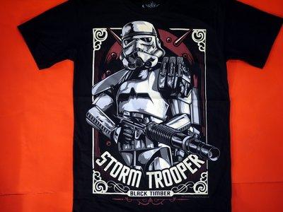【小間搖滾】STAR WARS 星際大戰 Storm Trooper 白兵☆進口Rockㄒ恤(S M L XL)