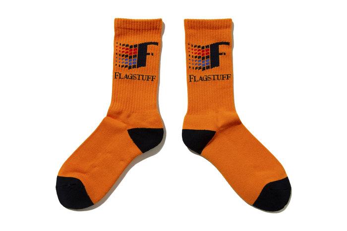 """[ LAB Taipei ] F-LAGSTUF-F """" 93 SOX """" (Orange)"""
