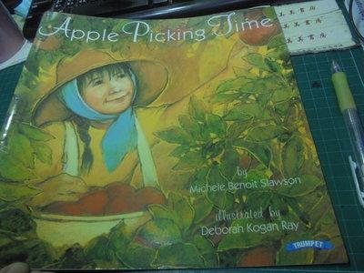 英文平裝讀本閱讀apple picking time位編53
