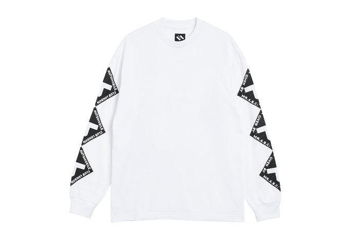 "[ LAB Taipei ] THE TRILOGY TAPES ""AUTOMOBILE L/S T-SHIRT"""