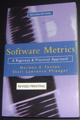 Software Metrics A Rigorous and Practical軟體度量fenton程式軟體工程z3