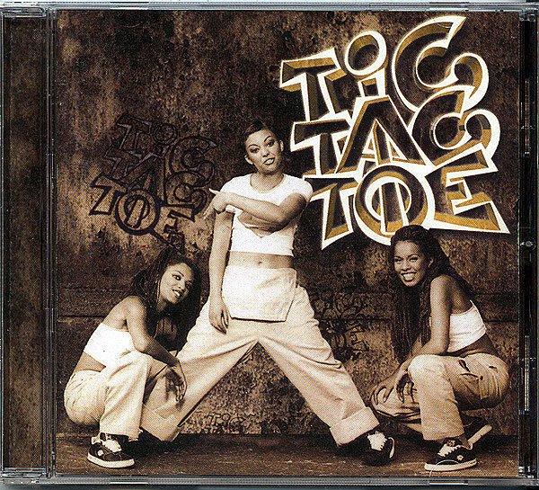 【塵封音樂盒】酷妹遊戲 TIC TAC TOE - 首張同名專輯