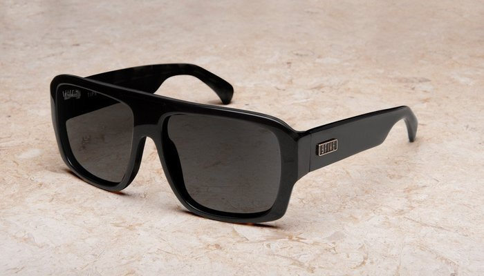 { POISON } 9FIVE TIPS BLACK 亮黑 美國西岸風格太陽眼鏡品牌