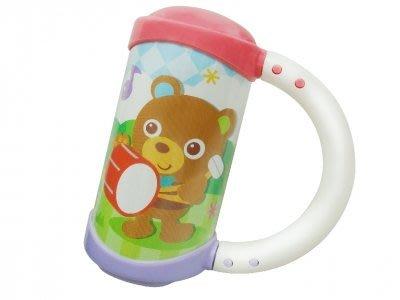 ☆╮花媽╭☆ 樂雅 Toyroyal 動物森林-派對搖鈴