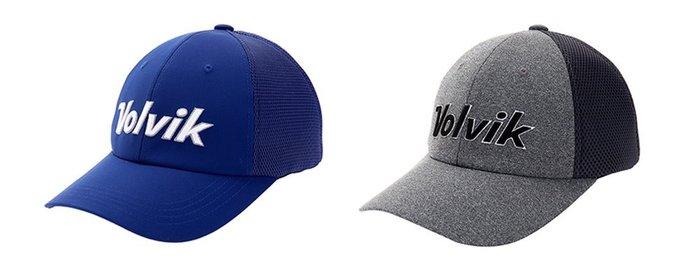 藍鯨高爾夫 Volvik 高爾夫 2019 遮陽帽 高爾夫球帽 #VMCPJD92(藍,深灰)