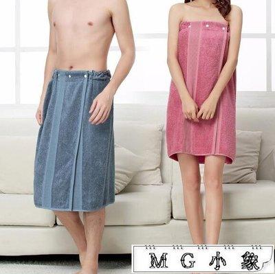 浴巾毛巾浴裙純棉吸水可穿抹胸浴巾
