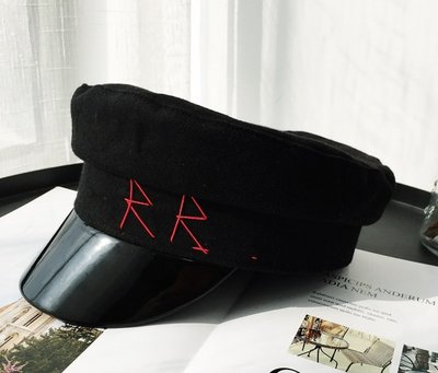 RB同款 秋冬新款 欧美经典 毛呢 報童帽  網红同款  今年必買上品