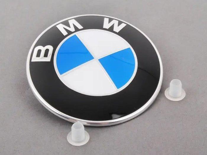 【樂駒】BMW 原廠 耗材 LOGO 全車系 前引擎蓋 廠徽 標誌