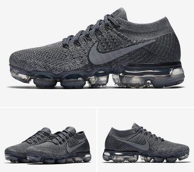 代購 NIKE LAB IS BRINGING COOL GREY TO THE VAPORMAX 899473-005
