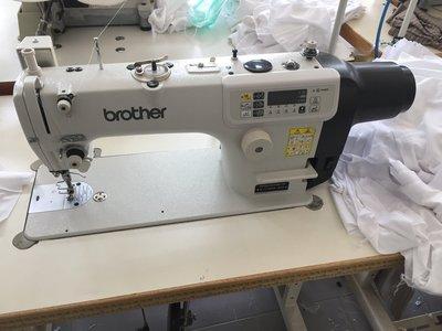 Brother 兄弟 S-7100 工業用 縫紉機 電子 直驅 自動切線 平車 新輝針車有限公司