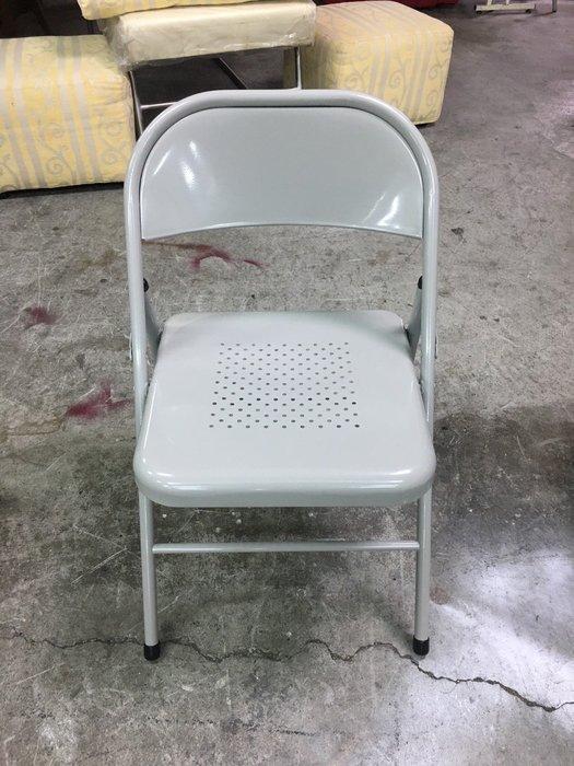 非凡二手家具 全新 ㄇ型橋牌鐵合椅*大學椅*折疊椅*書桌椅*補習班課桌椅*折合椅*洽談椅*辦公椅*電腦椅