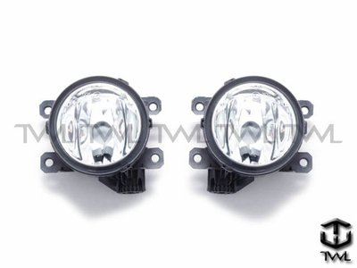 《※台灣之光※》 全新本田HONDA CRV四代4代13 14 15 16年原廠型玻璃圓形霧燈