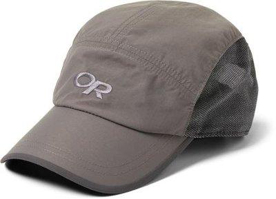 滿3000免運THE NORTH FACE雙和專賣店 OR抗UV透氣排汗棒球帽/SWIFT CAP/243430/深灰