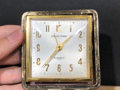 TOKYO TOKEI 2 JEWELS  古董鬧鐘⏰