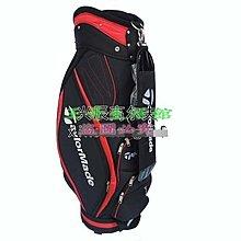 1750【新視界生活館】taylormade 高爾夫球包 男女款 套桿標準包 高爾夫球袋