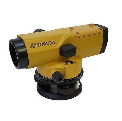 【宏盛測量儀器】水準儀 TOPCON AT-B4A 24倍 (全配)附鋁腳架.箱尺 ~ 限Y拍寄貨/門市自取,限Y拍出貨, 業務送+2000