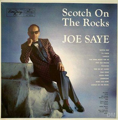黑膠唱片 Joe Saye - Scotch On The Rocks - 1991 EmArcy