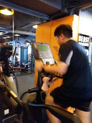 Fitness memberships