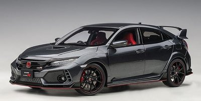 [SellCARs] AUTOart 73265 CIVIC TYPE R (FK8) (POLISHED METAL)