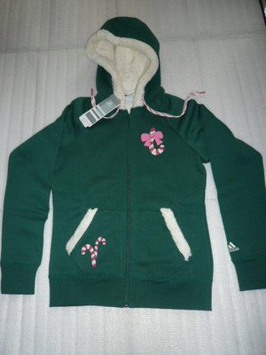 ^^n0900^^【台灣健立最便宜】2018ADIDAS(過了這個村,就沒那個店)女刷毛保暖外套夾克 P85310