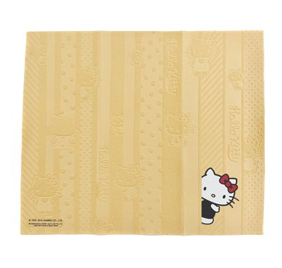 Hello Kitty Sanrio 港版 壓紋圖案 眼鏡布 Cleaning Cloth (包本地平郵)