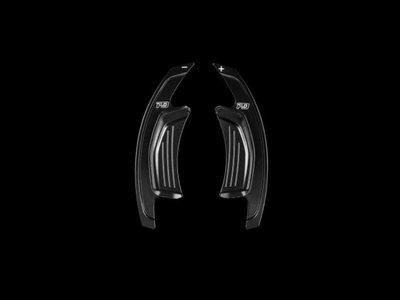 LEYO PD Paddle 換檔 撥片 Audi 奧迪 TTRS / RS5 / R8 / RS3 專用 黑 V3 PA003B