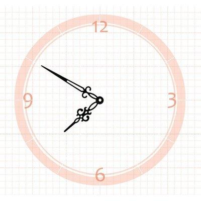 【鐘點站】 J101071B SKP壓針機芯 / 分針10.1公分 時針7.1公分 / DIY 時鐘 掛鐘 鐘針
