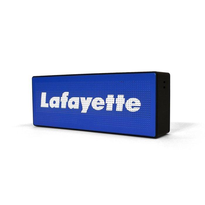 { POISON } LAFAYETTE LOGO BLUETOOTH SPEAKER 重低音藍芽喇叭