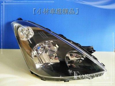 【小林車燈精品】全新日規TOYOTA WISH 04 05 06 原廠型 黑框大燈 數量有限 欲購從速 特價中