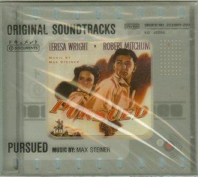"""""""Pursued""""- Max Steiner(08-1),全新德版"""
