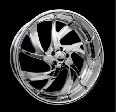 DJD19061477 進口精美鋁圈 - BLVD 88 20-26吋 依當月報價為準