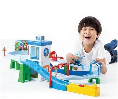 TAYO小巴士軌道組~ 韓國卡通TAYO小巴士~場景組~◎童心玩具3館◎